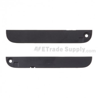 For HTC EVO Shift 4G Upper and Lower Side Rail - Blue - Grade S+