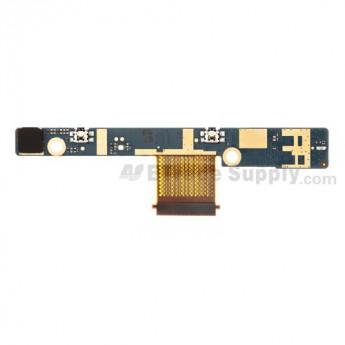 For HTC EVO View 4G Volume Button PCB Board Replacement - Grade S+
