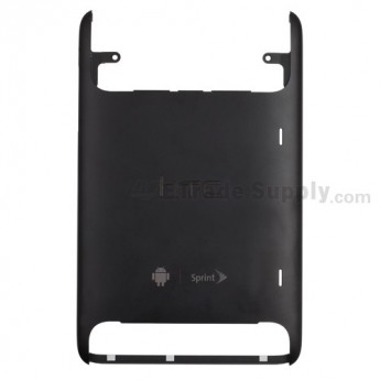For HTC Flyer Battery Door Replacement (Sprint) ,Black - Grade S+