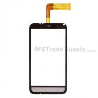 For HTC Incredible S Digitizer Touch Screen without Adhesive Replacement - Grade S+