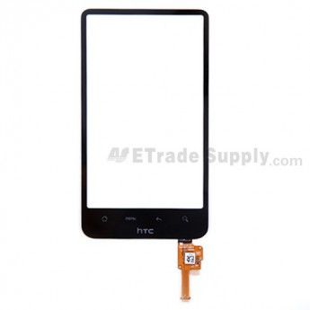For HTC Inspire 4G Digitizer Touch Screen without Adhesive Replacement - Grade S+