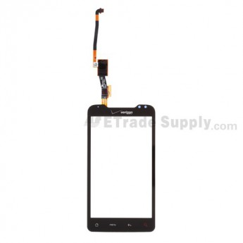 For HTC Merge Digitizer Touch Screen without Adhesive Replacement (Verizon Wireless) - Grade S+