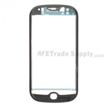 For HTC Mytouch 4G Slide Front Housing Replacement ,Silver Gray - Grade S+