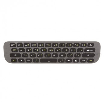 For HTC Mytouch 4G Slide QWERTY Keypad Replacement ,Grey - Grade S+