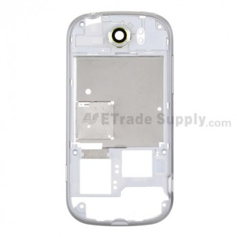 For HTC Mytouch 4G Slide Rear Housing Replacement ,White - Grade S+