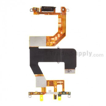 For HTC Mytouch 4G Slide Slide Rail Flex Cable Ribbon Replacement - Grade S+