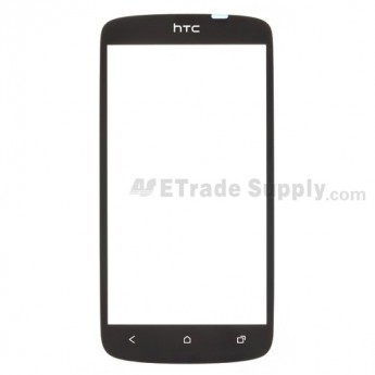 For HTC One S Glass Lens Replacement - With logo - Grade S+