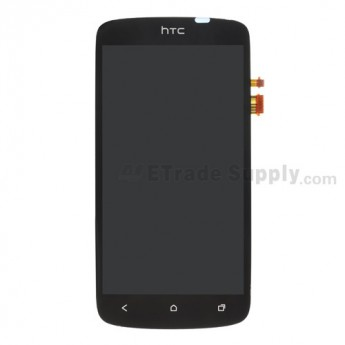 For HTC One S LCD Screen and Digitizer Assembly  Replacement ,Without Carrier Logo - Grade S+