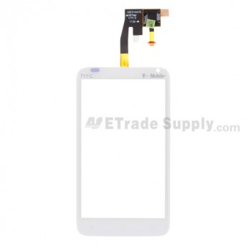 For HTC Radar Digitizer Touch Panel Replacement (T-Mobile) - White - Grade S+