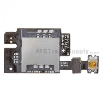 For HTC Radar SIM Card Reader Contact Replacement - Grade S+