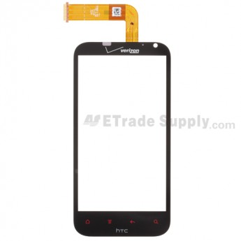 For HTC Rezound Digitizer Touch Panel Replacement (Verizon Wireless) - Grade A