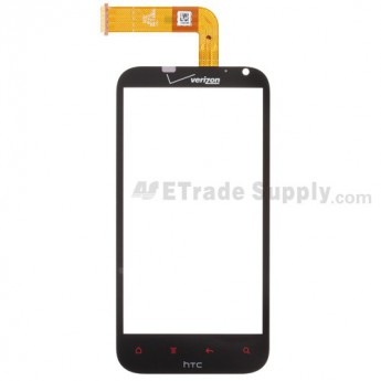 For HTC Rezound Digitizer Touch Panel Replacement (Verizon Wireless) - Grade S+