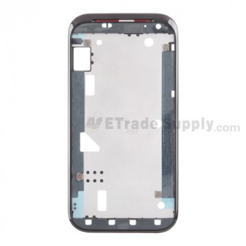 For HTC Rezound Front Housing Replacement ,Silver Grey - Grade S+