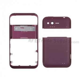 For HTC Rhyme Housing Replacement - Purple - Grade S+