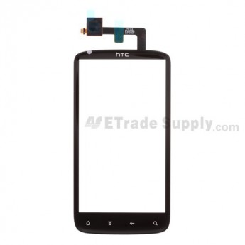 For HTC Sensation 4G Digitizer Touch Screen without Adhesive Replacement (HTC) - Grade A