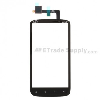 For HTC Sensation 4G Digitizer Touch Screen without Adhesive Replacement (T-Mobile) - Grade A