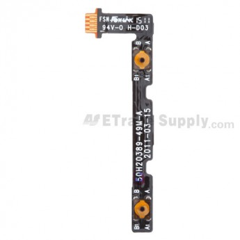 For HTC Sensation 4G Volume Button Flex Cable Ribbon Replacement - Grade S+