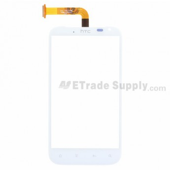 For HTC Sensation XL Digitizer Touch Panel Replacement - Grade S+