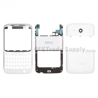 For HTC Status Housing Replacement (AT&T) - White - Grade S+