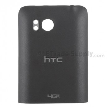 For HTC Thunderbolt Battery Door Replacement - With Logo - Grade S+