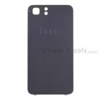 For HTC Vivid Battery Door Replacement ,Black - Grade S+