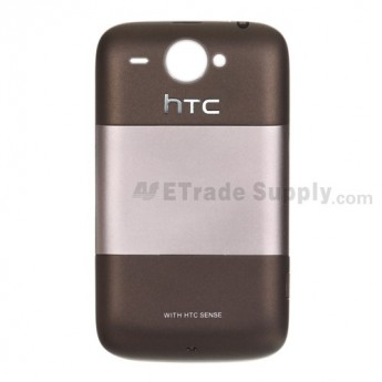For HTC Wildfire Battery Door Replacement - Grade S+