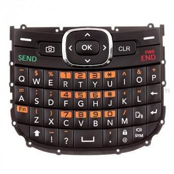 For LG Saber UN200 Keypad Replacement - Black - Grade S+
