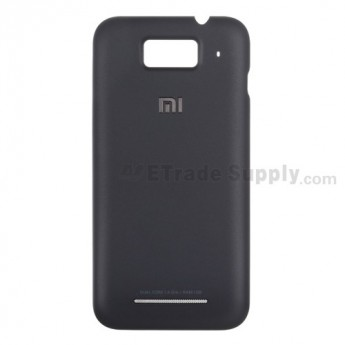 For MIUI M1 Battery Door Replacement ,Black - Grade S+