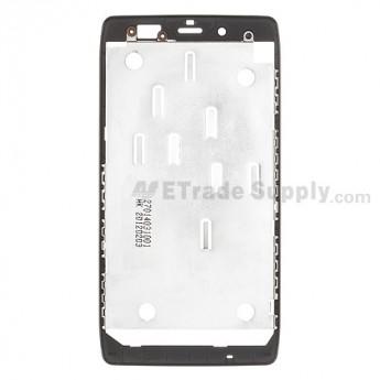 For Motorola Droid Razr HD XT925 Front Housing Replacement - Black - Grade S+