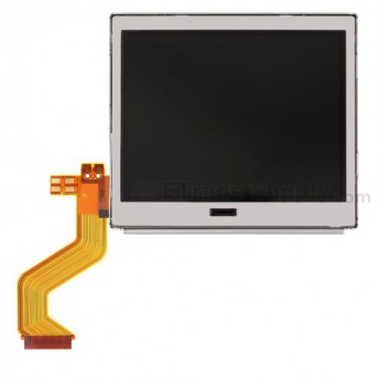 For Nintendo DS Lite Upper LCD Replacement - Grade S+