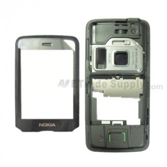 For Nokia N82 Housing Replacement ,Black - Grade S+