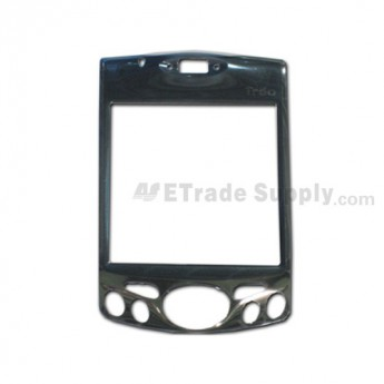 For Palm Treo 680, Treo 650, Treo 750 Front Chrome Bezel Replacement - Grade S+