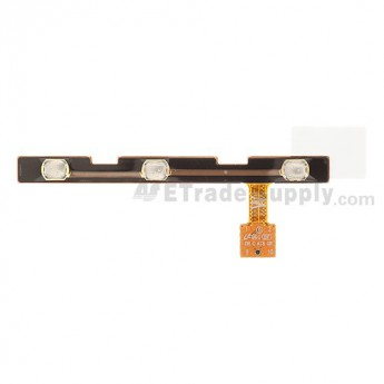 For Samsung Galaxy Note 10.1 N8000 Power Button Flex Cable Ribbon Replacement - Grade S+
