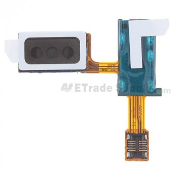 For Samsung Galaxy Note GT-I9220/N7000/I717 Earphone Jack Flex Cable Ribbon Replacement - Grade S+