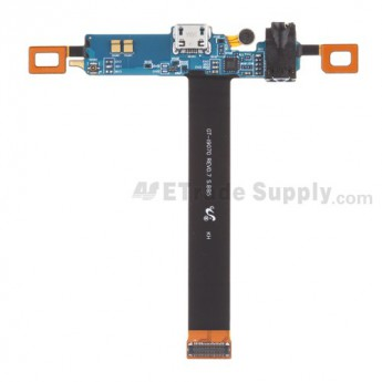 For Samsung Galaxy S Advance I9070 Charging Port Flex Cable Ribbon Replacement - Grade S+