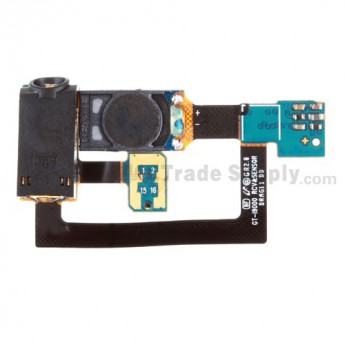 For Samsung Galaxy S GT-i9000 Ear Speaker Flex Cable Ribbon with Sensor Replacement - Grade S+
