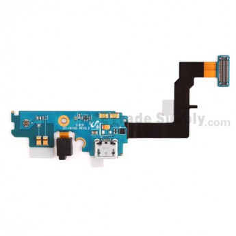 For Samsung Galaxy S II i9100/SGH-I777 Charging Port Flex Cable Ribbon Replacement - Grade S+