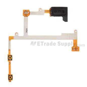 For Samsung Galaxy S III (S3) GT-I9300/T999/I747/R530/I535/L710 Ear Speaker Flex Cable Ribbon Replacement - Grade S+