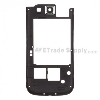 For Samsung Galaxy S III SGH-I747 Rear Housing Replacement - Sapphire - Grade S+