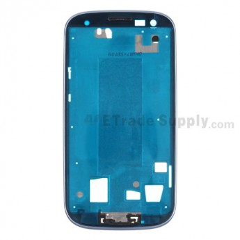For Samsung Galaxy S III SPH-L710 Front Housing Replacement - White - Grade S+