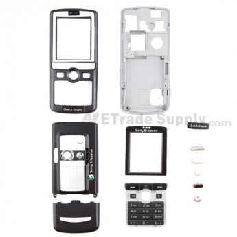For Sony Ericsson K750Replacement -K750i Complete Housing Replacemet- Grade S+