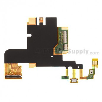For Sony Xperia ion LTE LT28i Motherboard Flex Cable Ribbon Replacement - Grade S+