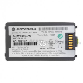 OEM Symbol MC3100, MC3190Z, MC3190R, MC3190G 4800mAh Battery (82-127909-02)