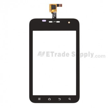 For ZTE Kis V788 Digitizer Touch Panel Replacement - Grade S+