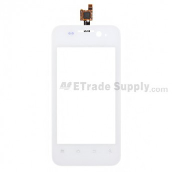 For ZTE T736 Digitizer Touch Screen Replacement - Grade S+