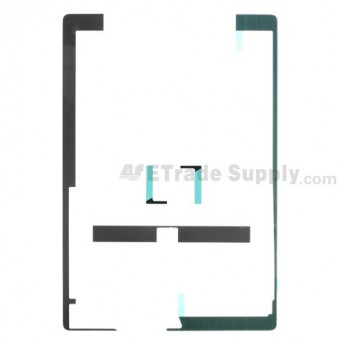 For Apple iPad 2 Digitizer Adhesive Replacement (4 pcs/set) (Wifi Version) - Grade S+