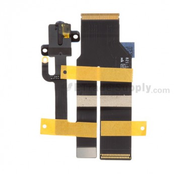 For Apple iPad 2 Audio Flex Cable Ribbon  Replacement (CDMA) - Grade S+