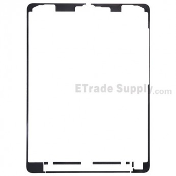 For Apple iPad Air Digitizer Adhesive Replacement  (3 pcs/set) (Wifi + Cellular) - Grade S+