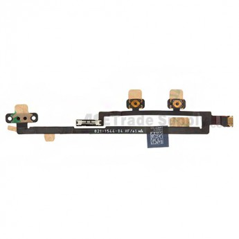 For Apple iPad Air Power Button Flex Cable Ribbon Replacement - Grade S+