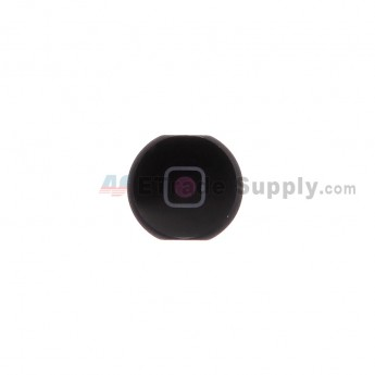 For Apple iPad Mini 2 Home Button Replacement - Black - Grade S+
